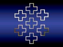 христианские кресты бесплатная иллюстрация