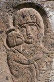 Христианские мать и ребенок Стоковое Фото