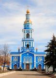 Христианские православные церков церков Стоковое Изображение RF