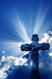 христианский крест Стоковые Изображения