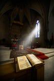 Христианское вероисповедание, библия, церковь, Иисус Стоковые Изображения