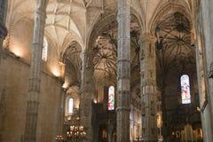 Христианское украшение штендеров собора Стоковые Фотографии RF