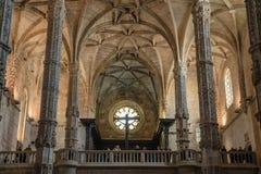 Христианское украшение штендеров собора Стоковые Фото
