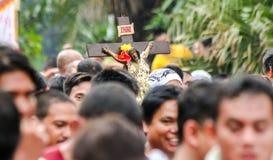 Христианство в Азии Стоковое Фото
