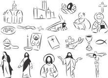 христианство Стоковые Изображения