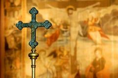 христианство Стоковая Фотография