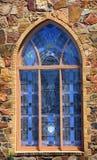 Христос в окне Стоковые Фотографии RF