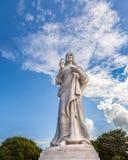 Христос Гаваны в Кубе стоковые изображения rf