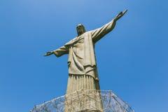 Христос спаситель Рио-де-Жанейро Стоковая Фотография RF