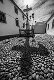 Христос de los Faroles, Cordova анданте Испания Стоковое Фото