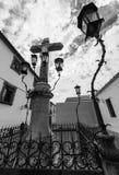 Христос de los Faroles, Cordova анданте Испания Стоковое фото RF