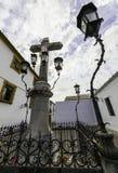 Христос de los Faroles, Cordova анданте Испания Стоковые Фото