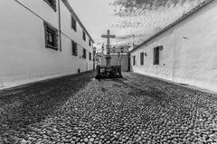 Христос de los Faroles, Cordova анданте Испания Стоковые Изображения RF