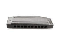 хроматичный harmonica стоковое изображение rf