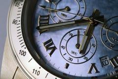 хронограф 12 Стоковое Изображение