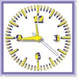 хронометрирует самомоднейшее Стоковое Изображение RF