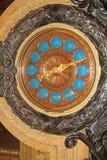 Хронометрируйте внутри оперы de Парижа оперы национальной грандиозной или дворца Garnier Стоковые Фотографии RF
