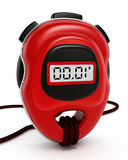 Хронометр цифров Стоковое Изображение RF