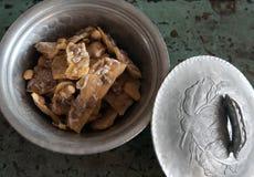 Хрупкое арахиса Стоковое Изображение RF