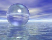 Хрустальный шар Стоковые Фото