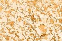Хрустящая предпосылка лист осени Стоковые Фото