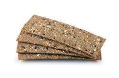 хрустящие корочки хлеба Стоковое фото RF