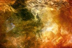 Художественное произведение галактики конспекта художественное ярко ровное пестротканое стоковое фото
