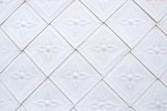 художническая белизна плитки картины Стоковая Фотография RF