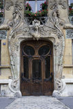 художническая дверь Стоковая Фотография