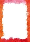художническая рамка Стоковые Изображения RF