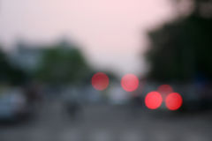 художнические нерезкости шариков красные Стоковые Изображения RF
