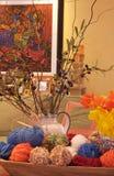 художнический дом Стоковое Фото