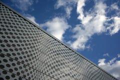 художнический фасад Стоковая Фотография