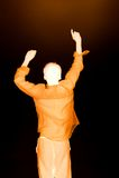 художническое pose2 Стоковое Изображение
