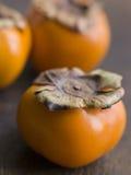 хурма sharon плодоовощ Стоковое Изображение RF