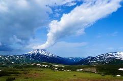 Хулиганья вулкана Стоковое фото RF