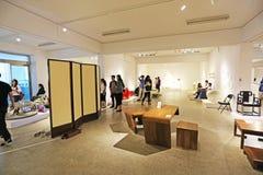 Художественная выставка Стоковое Изображение RF