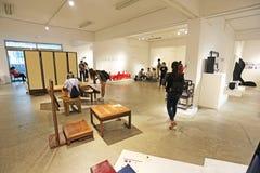 Художественная выставка Стоковые Фото