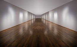 Художественная галерея Стоковые Изображения RF