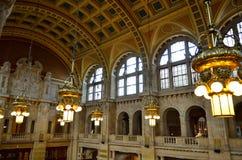 Художественная галерея Kelvingrove и музей, Глазго, Шотландия Стоковые Изображения
