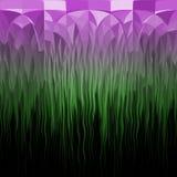 художническая предпосылка цветастая Стоковое Изображение