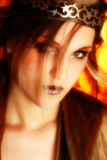 художнические косметики Стоковое Изображение RF