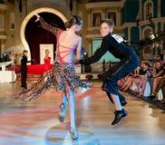 Художнический танец награждает 2012-2013 Стоковые Фото