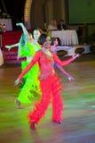 Художнический танец награждает 2014-2015 Стоковое Фото