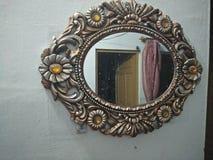 Художническое зеркало стоковые фотографии rf
