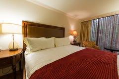 Хьюстон - 13-ое декабря 2013: Гостиница Houstonian дальше Стоковое Изображение RF
