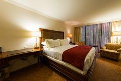 Хьюстон - 13-ое декабря 2013: Гостиница Houstonian дальше Стоковое фото RF