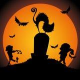 Хэллоуин Стоковые Изображения RF