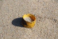 хлам пляжа Стоковое Изображение RF
