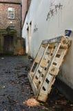 Хлам Yorks - отброс Yorks - изображения хлама или отброса Стоковое Изображение RF